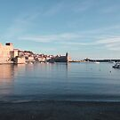 Collioure, France by fionatherese
