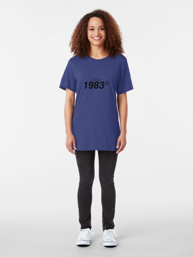 Alternate view of 1983 Slim Fit T-Shirt