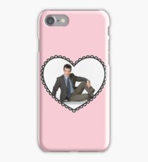 I Heart Nathan Fielder iPhone Case/Skin