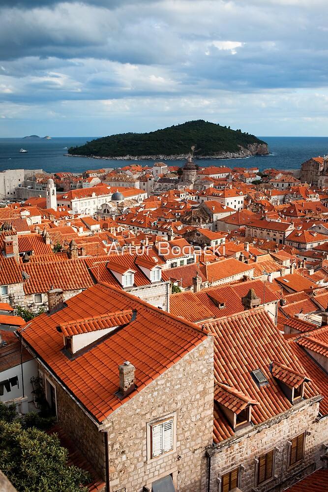 Dubrovnik Old Town by Artur Bogacki