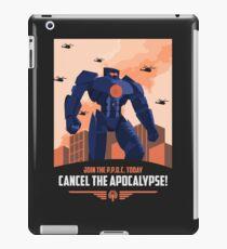 Pan Pacific Defense Corps (Pacific Rim) iPad Case/Skin