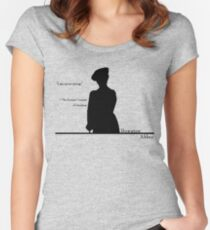 I am never wrong Women's Fitted Scoop T-Shirt