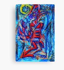 2.008 Canvas Print