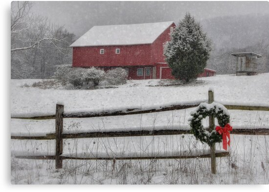 Clarks Valley Christmas by Lori Deiter