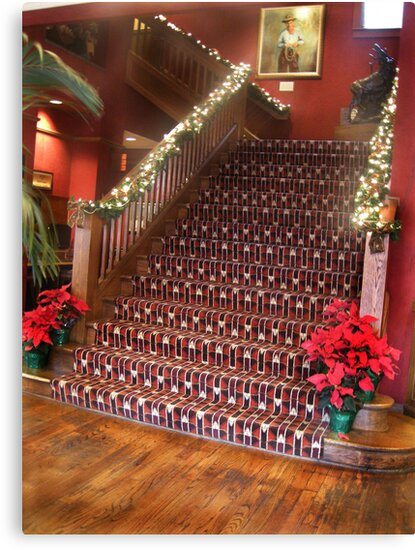 The Staircase  by John  Kapusta