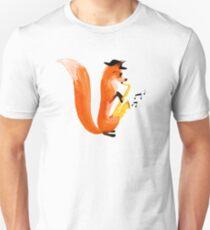 Jazzy Fox T-Shirt