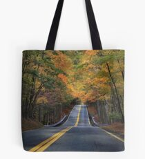 Clarks Valley Road - Autumn Tote Bag