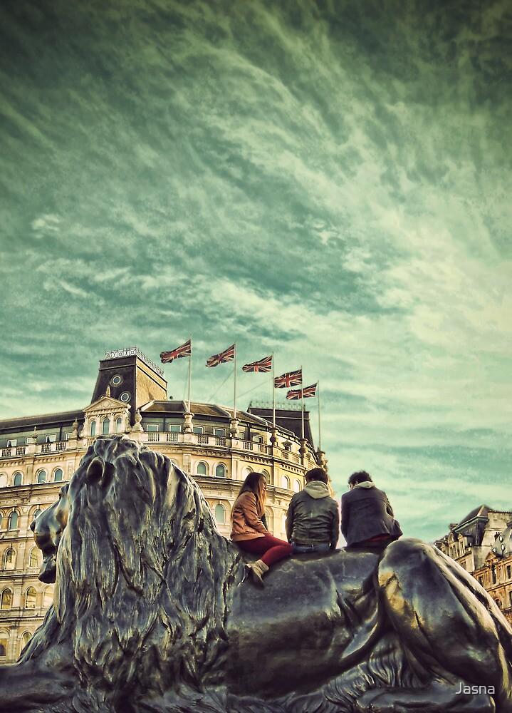 Cool Britannia by Jasna