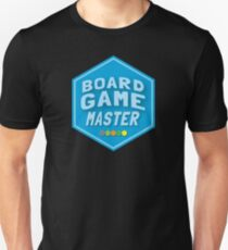 BOARD GAME MASTER (Catan) Slim Fit T-Shirt
