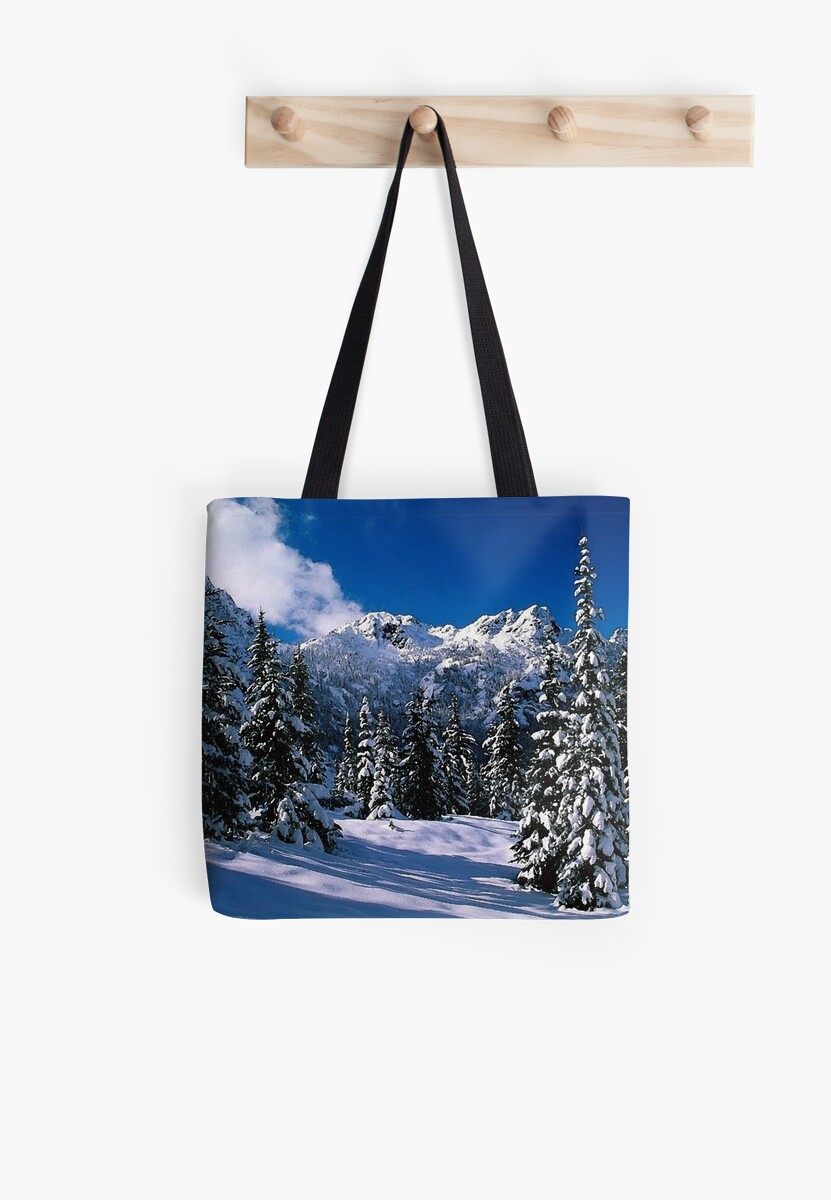 Rural Farm Life Snow Scene Poster Print And Card by Oldetimemercan