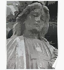 La Recoleta Cemetery Poster