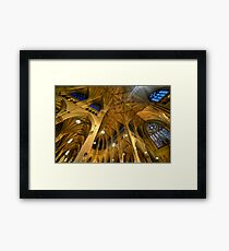 St Patrick's Cathedral - New York 2.0 Framed Print