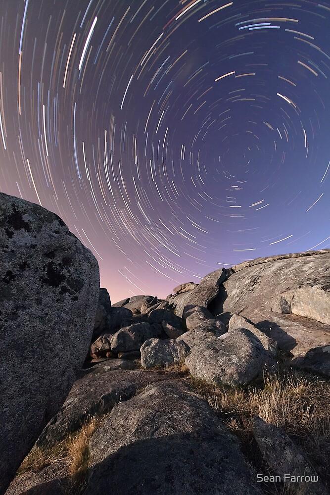 Stars Over Stones - Batesford, Victoria, Australia by Sean Farrow