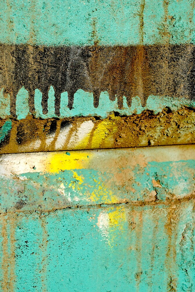 Vibrant Layers by catherinecachia