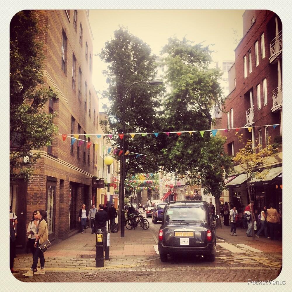 London Town by PocketVenus