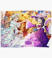 Love Live! Kotori Minami/Nozomi Tojo Poster