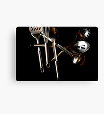 utensil Canvas Print