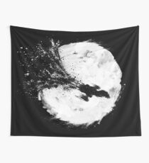 Watch How I Soar Wall Tapestry