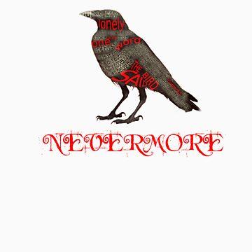 The Raven's Nevermore #2 by TheRandomFandom