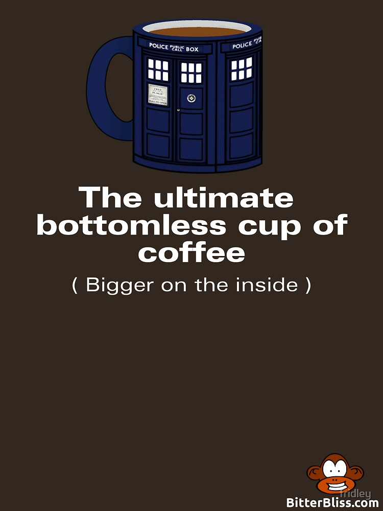 Ultimate Bottomless Cup (update) by fridley