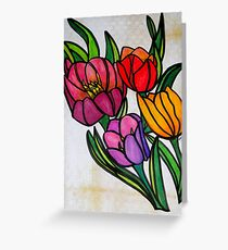 Color Me Any Color Greeting Card