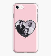 I Heart X-Files iPhone Case/Skin