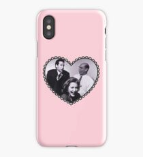 I Heart X-Files iPhone Case