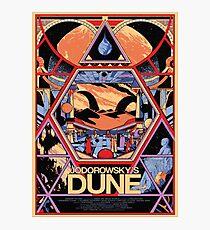 Jodorowsky's Dune Photographic Print