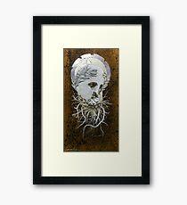 """""""War Hero"""" Framed Print"""