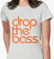 Drop The Bass (orange) T-Shirt
