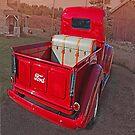 My Red Truck by ipadjohn