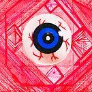 Red Eye by kalikristine