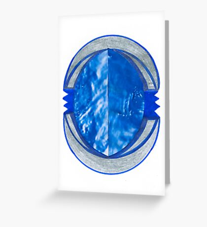 Untitled 13 Greeting Card