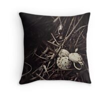 The Offering... Throw Pillow