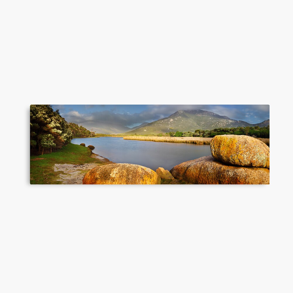 Tidal River, Wilsons Promontory, Victoria, Australia Canvas Print