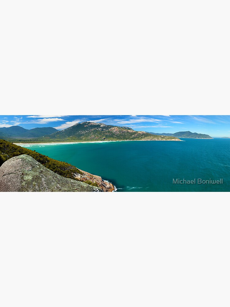 Tidal River Beach, Wilsons Promontory, Victoria, Australia by Chockstone