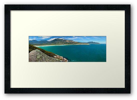 Tidal River Beach, Wilsons Promontory, Victoria, Australia by Michael Boniwell