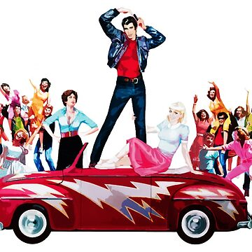 Grease is the Word by TPejoves