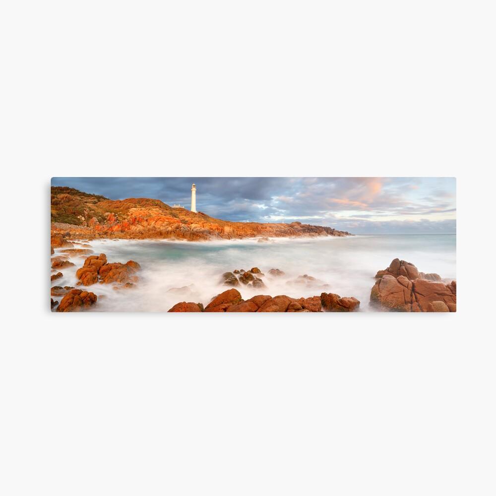 Point Hicks Lighthouse, Croajingolong National Park, Victoria, Australia Metal Print