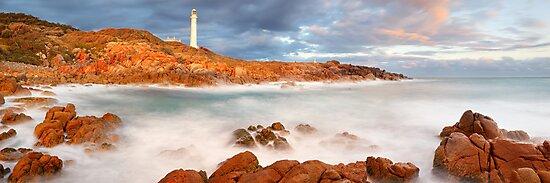 Point Hicks Lighthouse, Croajingolong National Park, Victoria, Australia by Michael Boniwell