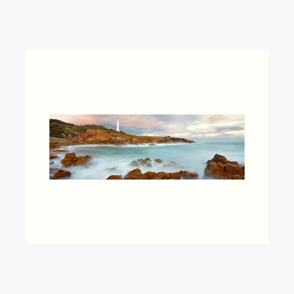 Point Hicks Lighthouse, Croajingolong National Park, Victoria, Australia Art Print