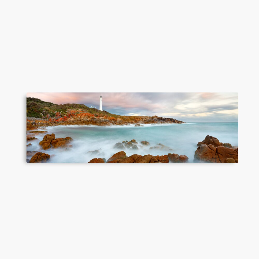 Point Hicks Lighthouse, Croajingolong National Park, Victoria, Australia Canvas Print
