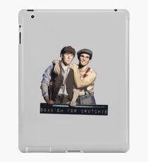 Soak 'em for Crutchie iPad Case/Skin