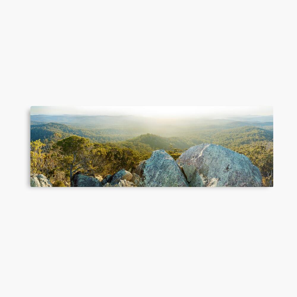 Genoa Peak, Croajingolong National Park, Victoria, Australia Metal Print