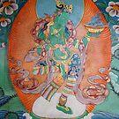 Buddhist Art by PerkyBeans