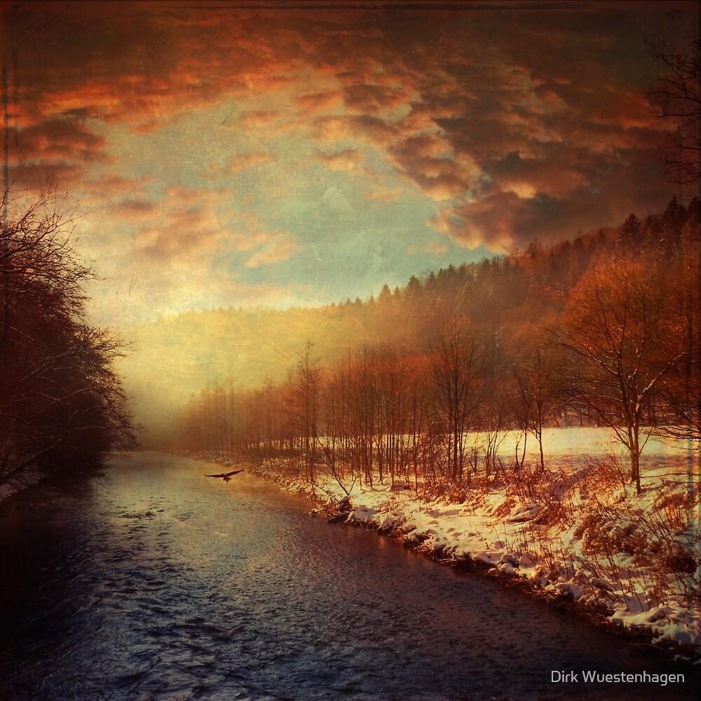 deeper Winter by Dirk Wuestenhagen