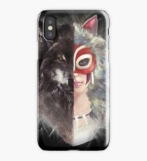 Bring Down the Wolf's Head iPhone Case