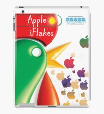 iFlakes iPad Case/Skin