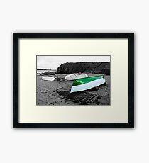 Tynemouth Bay Framed Print
