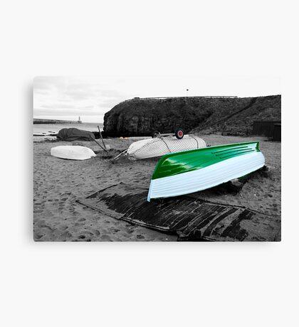 Tynemouth Bay Canvas Print